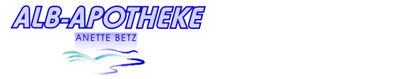 Logo von Alb-Apotheke Anette Betz e.K.